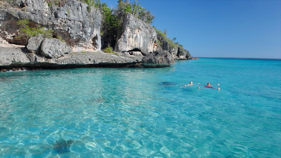 Du snorkeling bayahibe en r publique dominicaine - Prise republique dominicaine ...