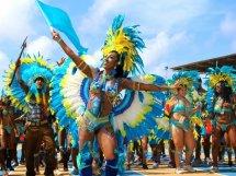 Le fameux carnaval de la République dominicaine